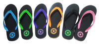 Rubber slippers (Boto star)