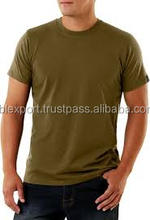 Custom Solid Color Menu0027s T-Shirt Uniform T Shirt Wholesale In India
