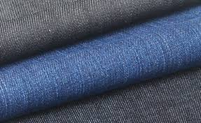 denim light blue fabric and twll fabric