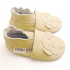 soft sole baby shoes leather dog beige 6 12 ebooba