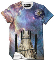 High quality oem design men clothing all over 3d sublimation printing custom t-shirt