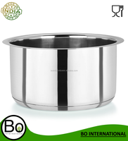 Stainless Steel Tope Induction Cookware