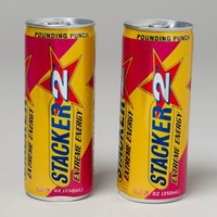 ENERGY DRINK 8.4 OZ CAN PUNCH STACKER 2 #679MC