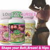 Aguaje, Maca , Wild Hinojo : Sculpt , Shape & Define your Butt, Breast and Hips :