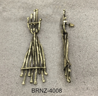 New arrival Bronze fashionable turkish style earring BRN-4008