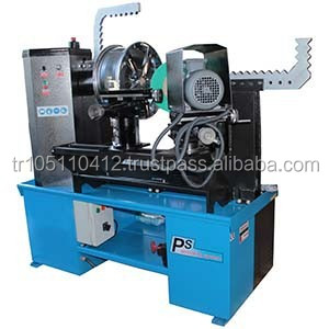 HYDRAULIC ALLOY WHEEL REPAIR MACHINE AND POLISH SYSTEM F26