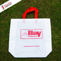 Reusable Shopping Bag with Loop Handle