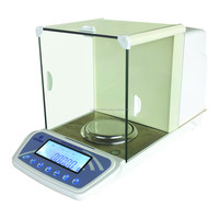 Analytical Balance with Inbuilt Calibration