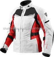 Custom Made Cordura Motorbike Jacket S&C-615