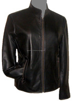 hot sale leather fashion jackets for women- Leather king jackets