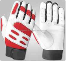 high quality baseball batting gloves / 2015 new designs for teams