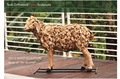 Driftwood sheep sculpture Large
