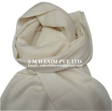 Gauze Pashmina with Solid Dyed Colour