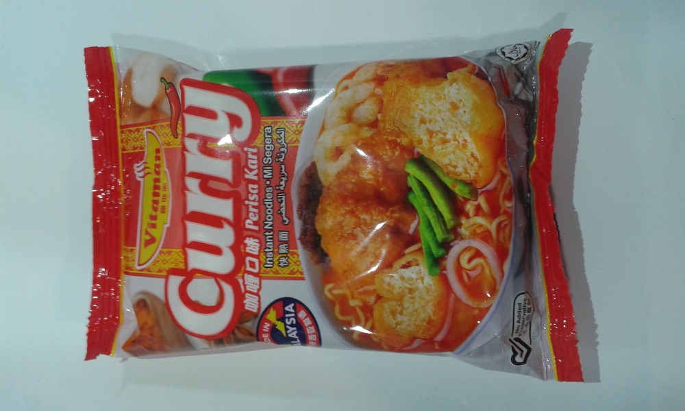 Vitaman Curry Instant Noodles (Packet)