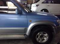 USED JAPANESE 3,000CC CARS FOR TOYOTA HILUX SURF KD-KZN185W 1996 AT (HIGH QUALITY)