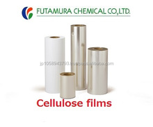 Natural-derived and Hi-security flower wrapping cellulose film at reasonable prices