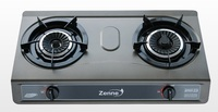 Zenne Double Burner Gas Cooker