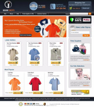 Domain Registration Website Design and development