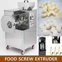 Corn Puff Snack Extruder For Using