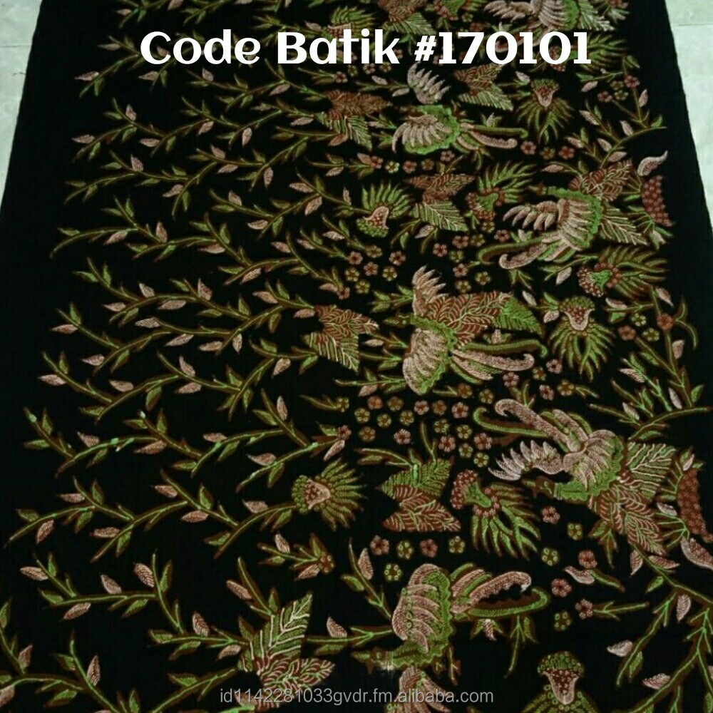 East Java Batik new design #170101 #170102