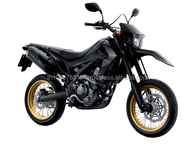 Hondx CRF250M-2 Black