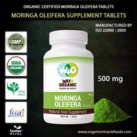Good Quality Moringa Tablets (500mg) For Bulk supply
