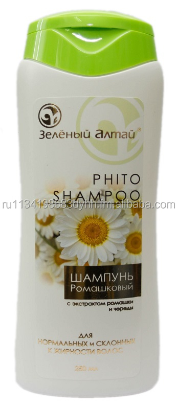 "FITO SHAMPOO ""CAMOMILE"" WITH EXTRACT OF THE CAMOMILE"