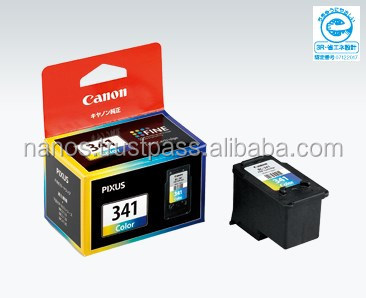Economical gloss finishing Canon ink printing cartridge in multiple colors