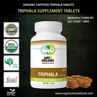 The No.1 Quality Original Organic Triphala Tablets From India For Export
