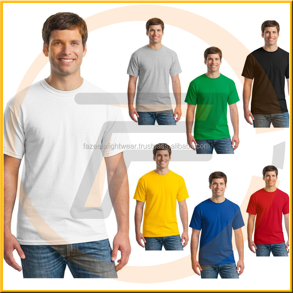 ring spun cotton tubular style t shirts