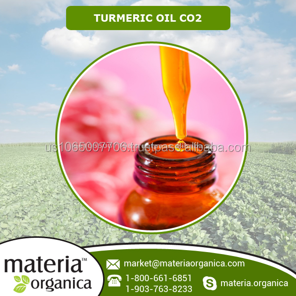 100% Pure & Natural Turmeric Oil (Co2) for Sale - NOP Organic