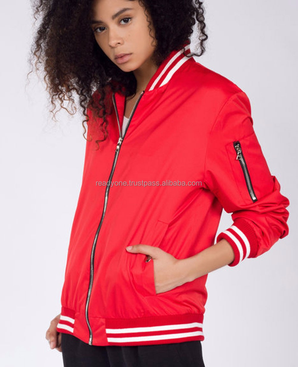 custom youth size varsity jacket fancy jackets for women korean sportswear