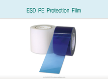 ESD PE Protection film,esd pe film