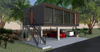 MODERN MULTI CONTAINER HOUSES MD-425