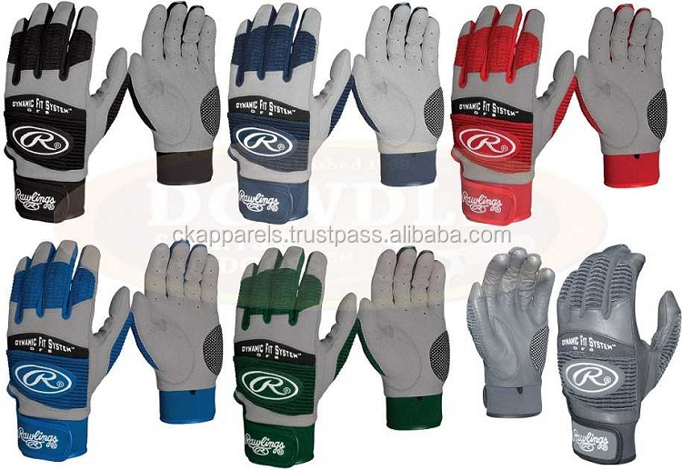White rawlings workhorse batting gloves