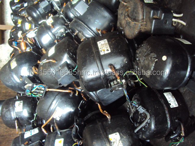 Used Fridge / AC Compressors Scraps Available