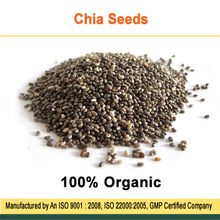 Black Chia Seeds in Bulk (Organic and Conventional) shipped from the USA