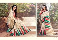 Desire Delicate Designer Light Blue Sarees Collections / Designer Desire Delicate Light Blue Sarees Collections