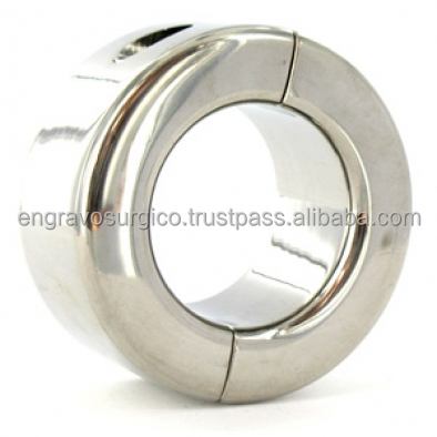 stainless steel ball weight 30 mm depth ball stretcher stainless steel men cock ball Stretcher