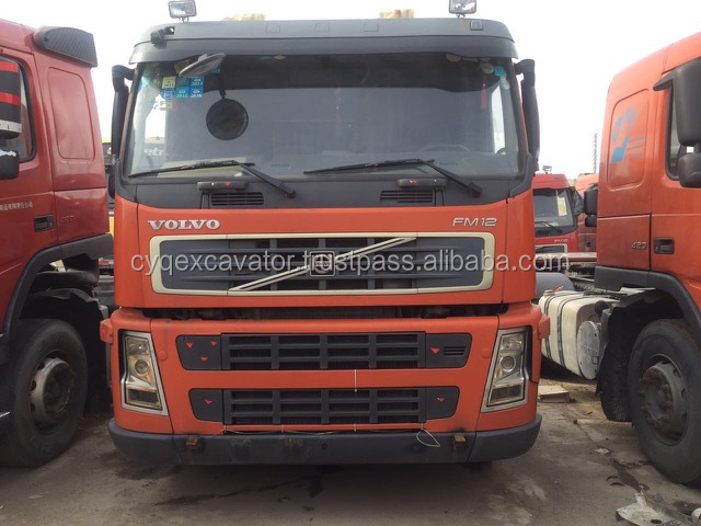 Used tractor,used volvo tractor for sale,used truck head cheaper price 0086-13621636527