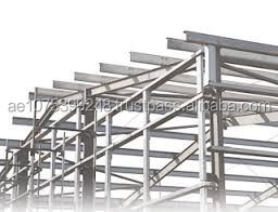 Secondary Steel Structures Z & C Purlins