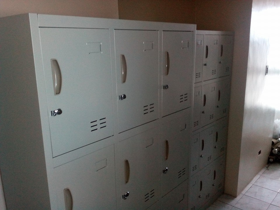 Office Furniture Steel Locker Partition