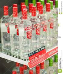 Absolut Vodka, Smirnoff Vodke and High Quality Vodka for Sale