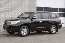 Used LHD Toyota LandCruiser B6 ARMOURED 2014