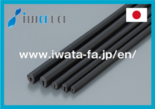 Easy to attach Iwata trim adhesive rubber seal strip with strong grip
