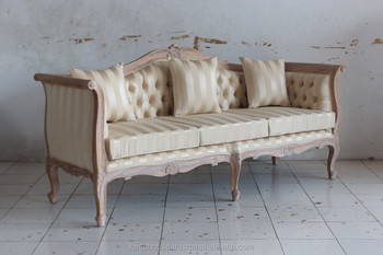 Indonesia Furniture - Sette sofa 3 Seater Reclaimed Teak Furniture