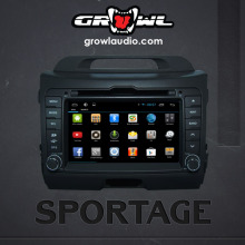 Growl Audio Android OEM Head Unit fit for Kia Sportage 2010-2014