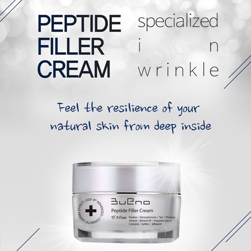 Bueno Peptide Filler Cream For Making Firming Skin
