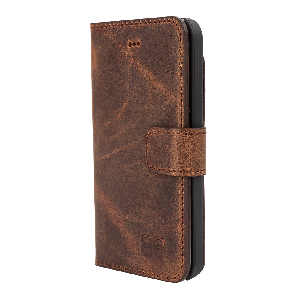 high quality leather phone case for iPhone 5s