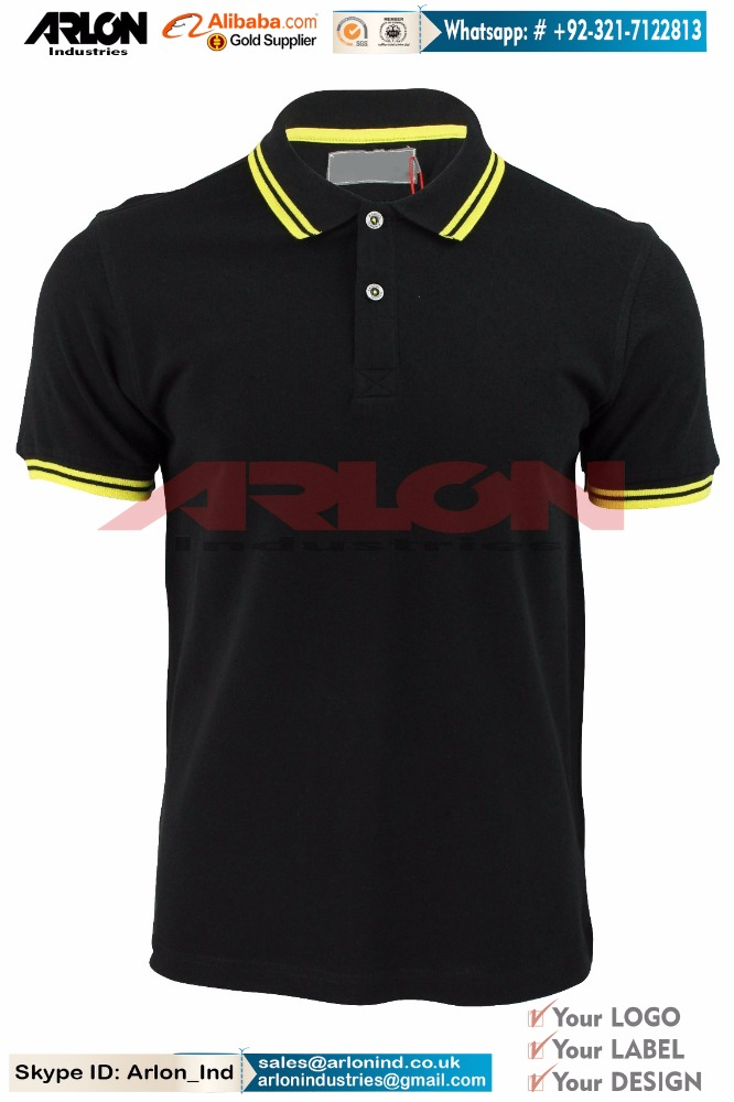 Wholesale Spring Summer Youngster Short Sleeve Leisure Apparels For Men Bulk Blank Slim Fit Polo Shirt